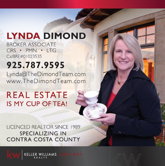 Linda Dimond - Real Estate is my Cup of Tea!