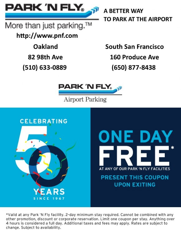 Park-N-Fly-Coupon-One-Day-Free-Oakland-San-Francisco-Coupon