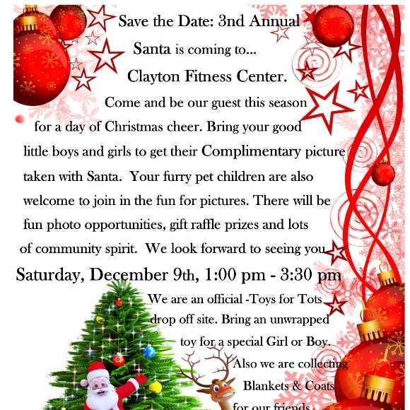 Clayton Fitness Center Coupon